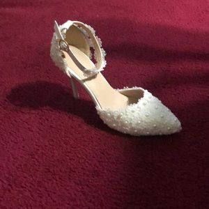 Brides shoes brand new
